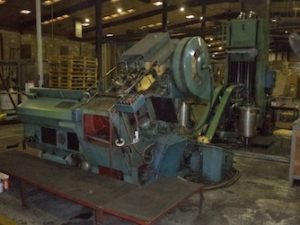 Complete Overhauling for Canmaking Machines