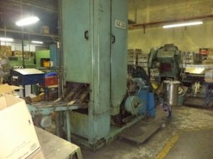 Overhauling for Canmaking Machines